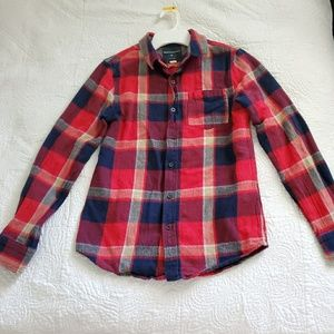 Men's Flannel modern amusement